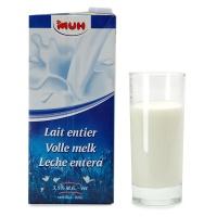 德国甘蒂牧场MUH全脂纯牛奶1L