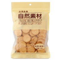 台湾自然素材特浓牛奶饼105g