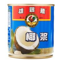 马来西亚雄鸡标原味椰浆270ml