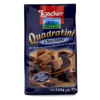 奥地利莱家巧克力味粒粒装威化饼干125g