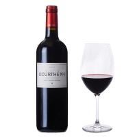法国杜夫一号波尔多红葡萄酒 750ml