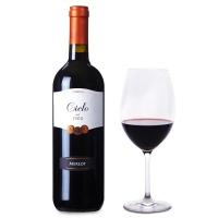 意大利施露家族梅洛红葡萄酒 750ml