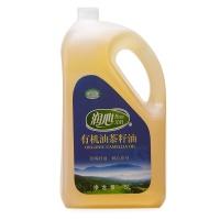 润心有机油茶籽油5L