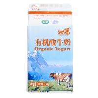 归原有机含糖纯酸牛奶500g