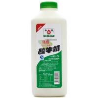 和润低脂无蔗糖酸牛奶910g
