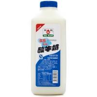 和润低脂原味酸牛奶910g