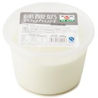 和润纯酸奶400g