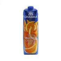泰国芭提娅瓦伦西亚橙子果汁1L