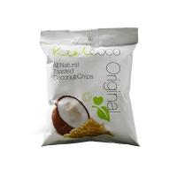 泰国瑞欧原味椰子片40g