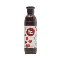 韩国清净园浓缩覆盆子红醋饮料500ml