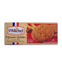 法国圣米希尔巧克力味黄油曲奇饼干150g