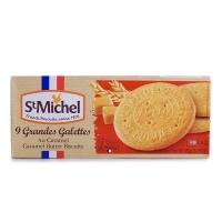 法国圣米希尔焦糖味黄油曲奇饼干150g