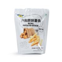 金狮牌原味薯条100g