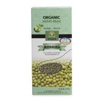 白桦益康精选有机绿豆400g
