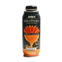 墨西哥果美乐生活100%纯鲜榨胡萝卜橙汁500ml