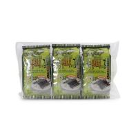 韩国金镐特制橄榄油海苔4.7g*3