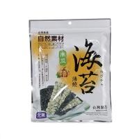 台湾自然素材海苔南瓜脆片40g