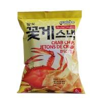 韩国葩朵蟹味片70g