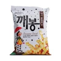 韩国葩朵芝麻蜂蜜条70g