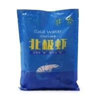 深海食堂野生深海北极虾(120+只/kg)400g*2袋