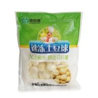 鸿谷园精选速冻土豆球450g
