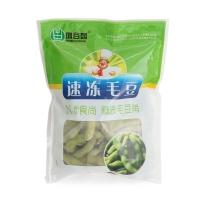 鸿谷园精选速冻毛豆450g