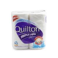 Quilton 澳洲原装进口压花三层加厚厨房专用纸巾2卷装