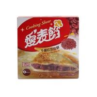 台湾爱表馅千层红豆拉饼440g