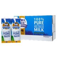 澳大利亚德运全脂纯牛奶1L*10
