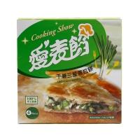 台湾爱表馅千层三星葱拉饼440g