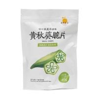 自然果实黄秋葵脆片40g
