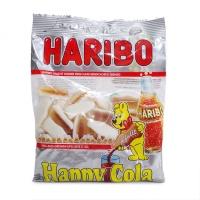 德国哈瑞宝可乐味夹心橡皮糖100g