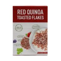 秘鲁印加优品熟制红藜麦片200g