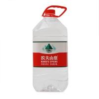 农夫山泉饮用天然水4L*6