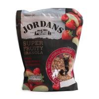 JORDANS巧丹思格兰诺拉蜂蜜混合水果燕麦片600g