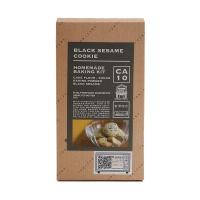 富泽商店黑芝麻饼干粉206g