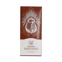 驯鹿63%哥伦比亚内华达山脉牛奶黑巧克力63g