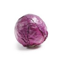 自然乐章农庄有机栽培紫甘蓝900-1100g
