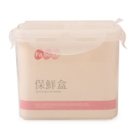 日本FaSoLa长形保鲜盒1000ml