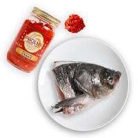 鱼头剁椒辣酱组合1570g