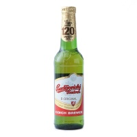 捷克百得福啤酒330ml