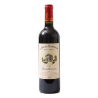 法国波尔多蓝珊古堡干红葡萄酒750ml