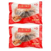 甬记红糖切片馒头252g*2