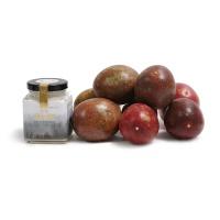 百香果黒蜂椴树雪蜜组合