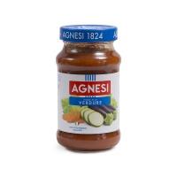意大利安尼斯多种蔬菜意大利面调味酱400g