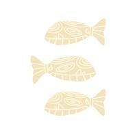 天和田鱼形小馒头300g