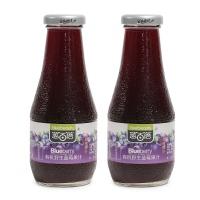 有机野生蓝莓果汁300ml*2