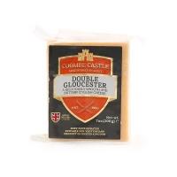 英国酷币城堡双格洛斯特干酪200g