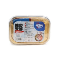 隆洋麻辣海龙虾300g
