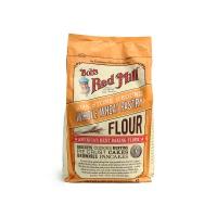 美国红磨坊石磨研磨全小麦蛋糕粉2.27kg